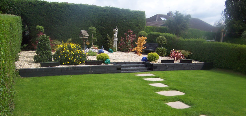 Garden Design | Cork, Midleton, Little Island