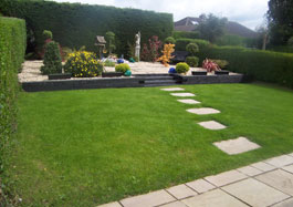 Garden Design, Ashwood Landscaping, Little Island, Cork